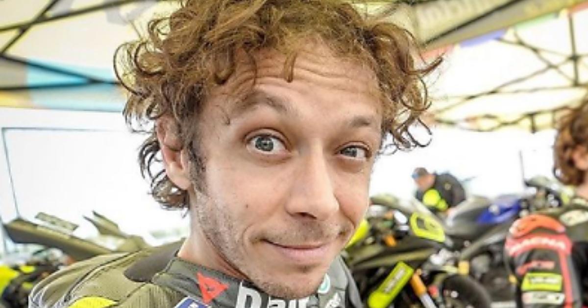 Valentino Rossi si ritira dal MotoGP