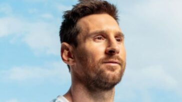 Lionel Messi al Psg