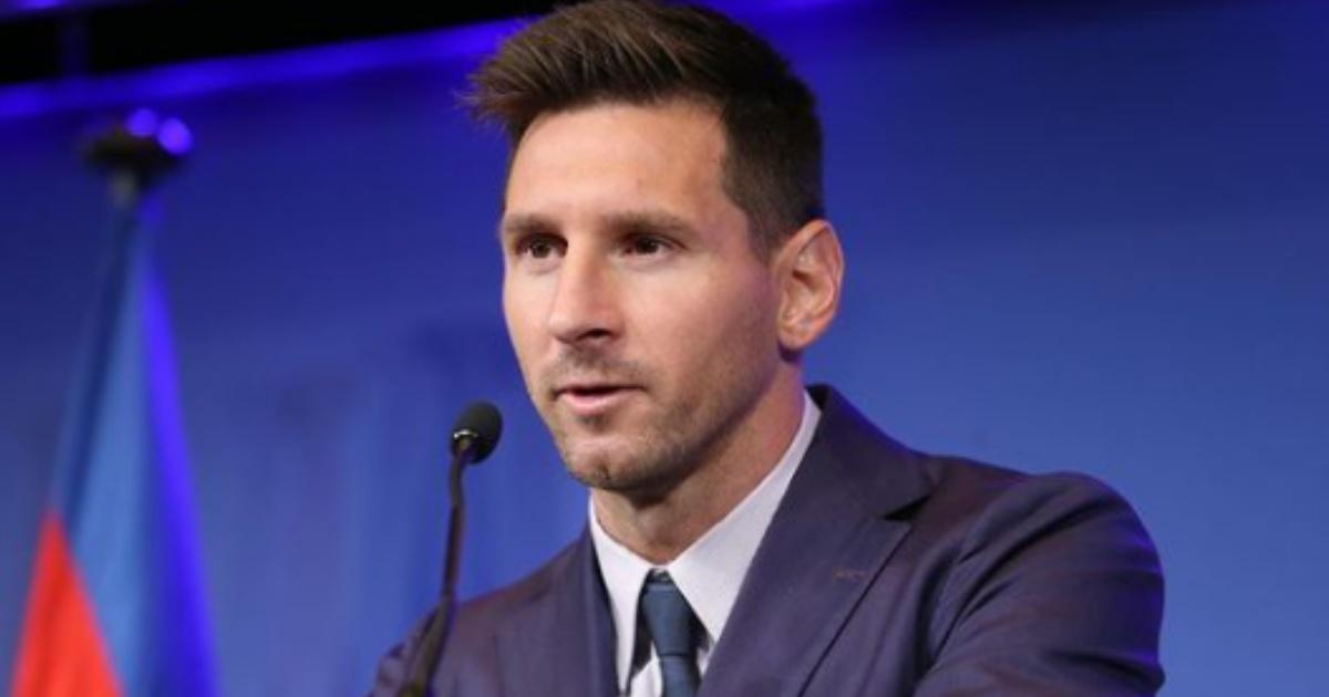 Leo Messi al Psg