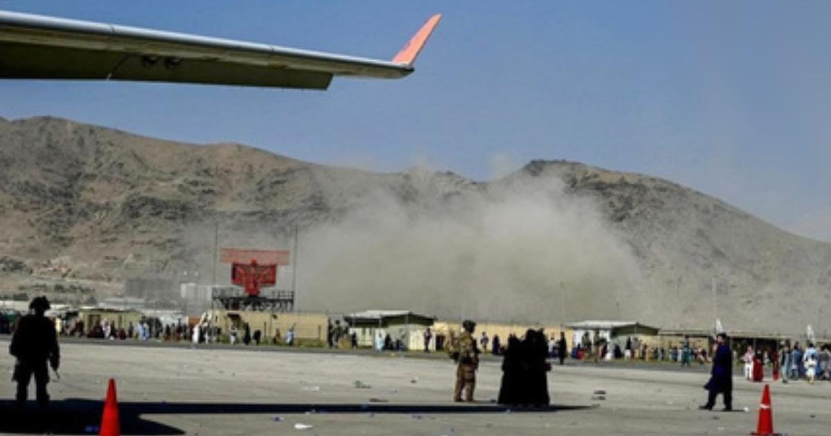 Kabul attacco terroristico aereoporto