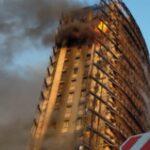 Torre del moro incendio
