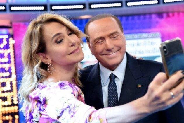 Barbara d'urso Berlusconi