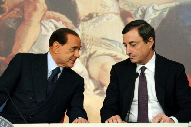 Berlusconi draghi