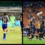 Verona Inter probabili formazioni