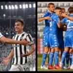 Serie A diretta Juventus Empoli