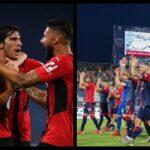 Serie A diretta Milan Cagliari