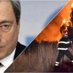 draghi Incendi Calabria