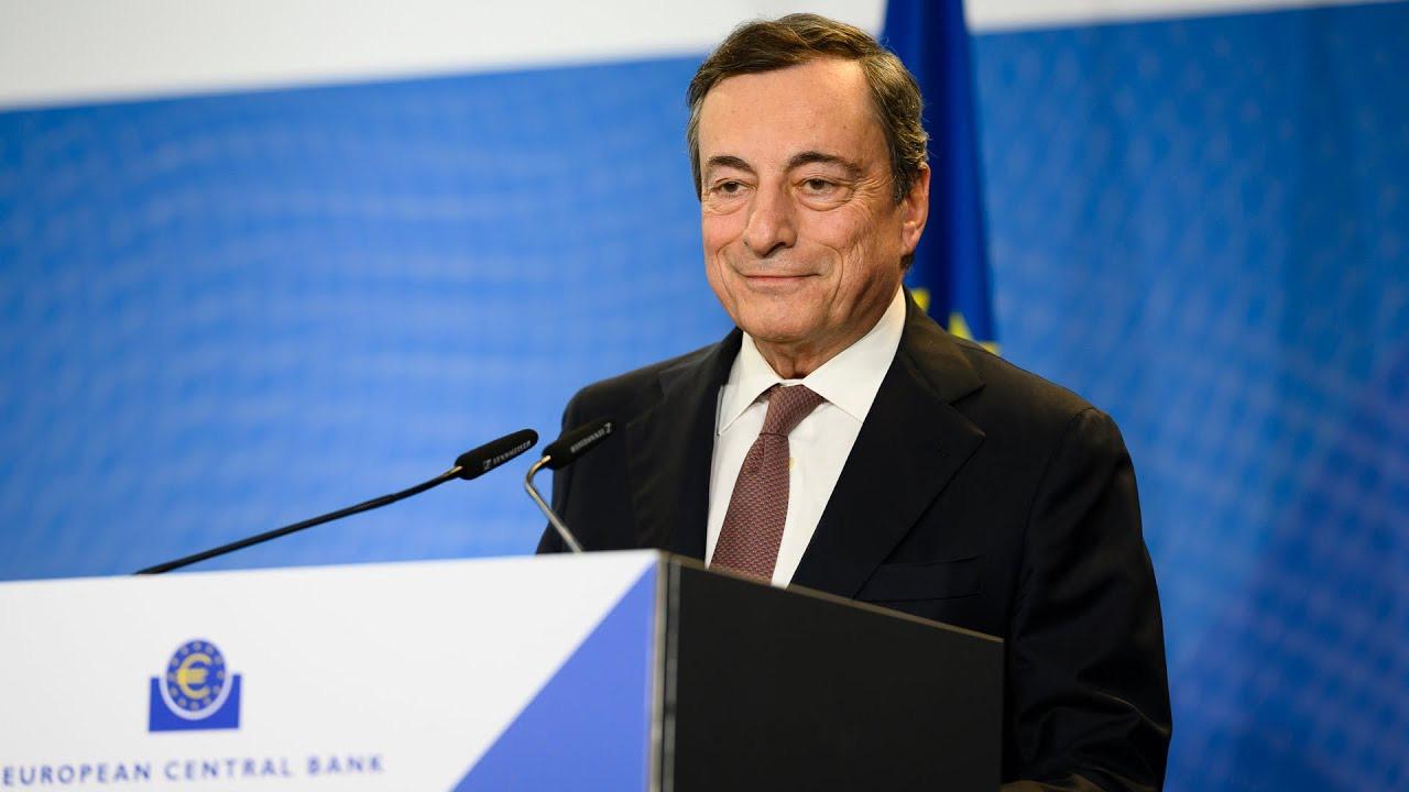 Mario Draghi G20
