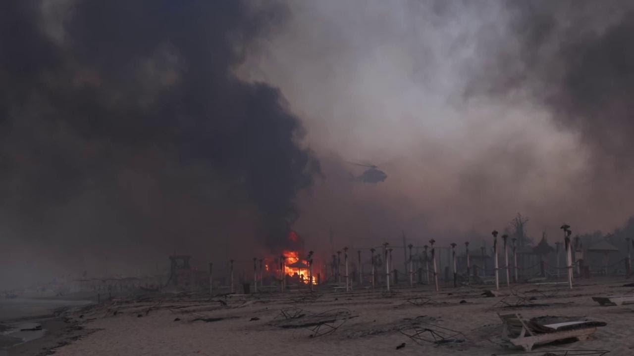 Incendi Calabria Sicilia Sardegna