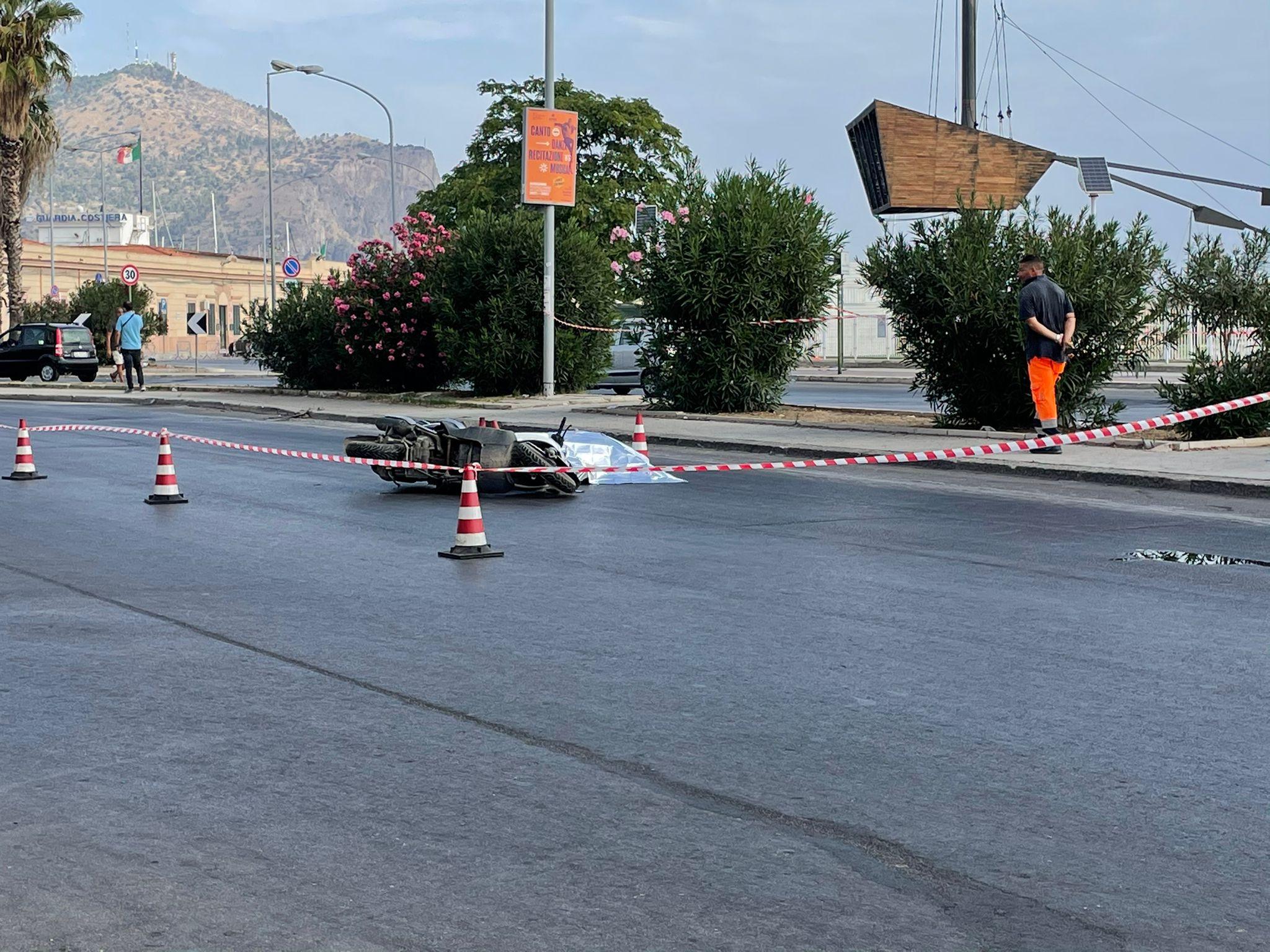 Incidente Foro Italico Palermo