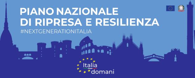 Italia domani draghi