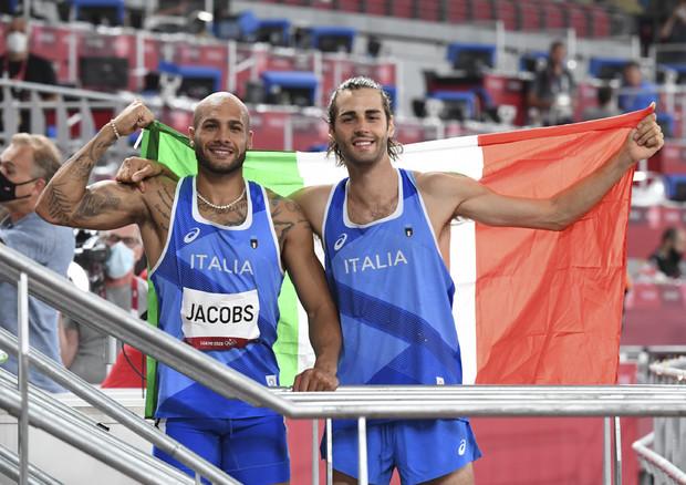 jacobs oro 100 m