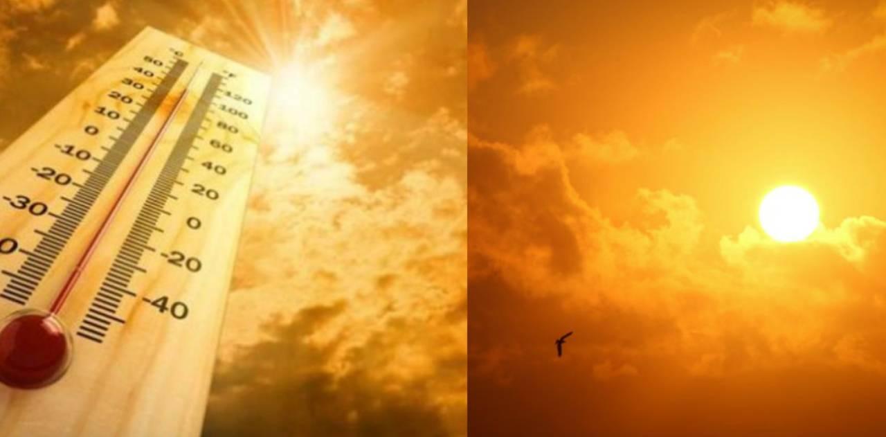 meteo prossimi giorni caldo africano