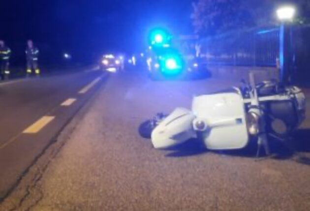 Piacenza incidente