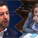 Salvini lamorgese