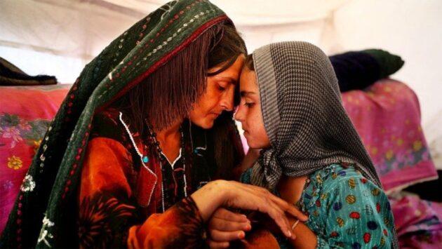 talebani donne