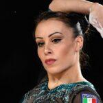 Vanessa Ferrari Olimpiadi