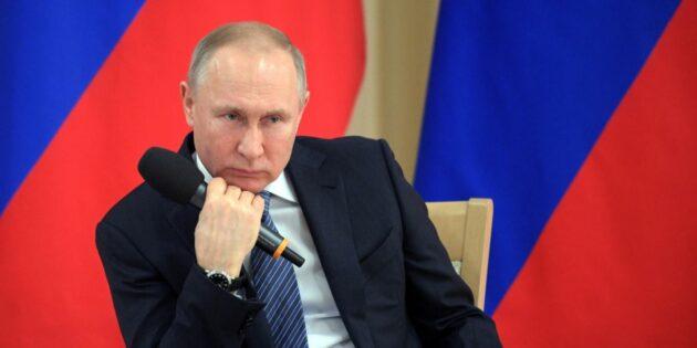 Putin lezione storia