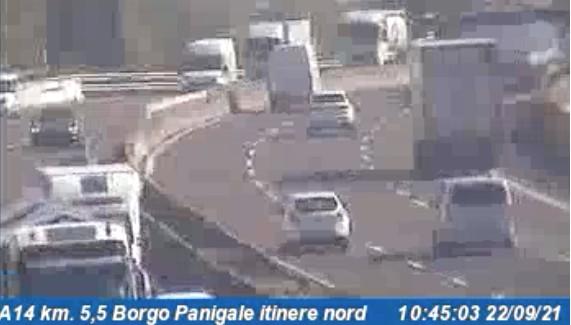 Autostrade in tempo reale oggi 22 settembre 2021