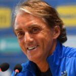 Nazionale italiana Roberto Mancini