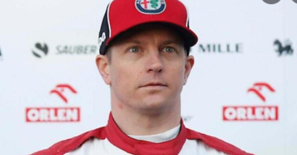 Kimi Raikkonen addio formula 1