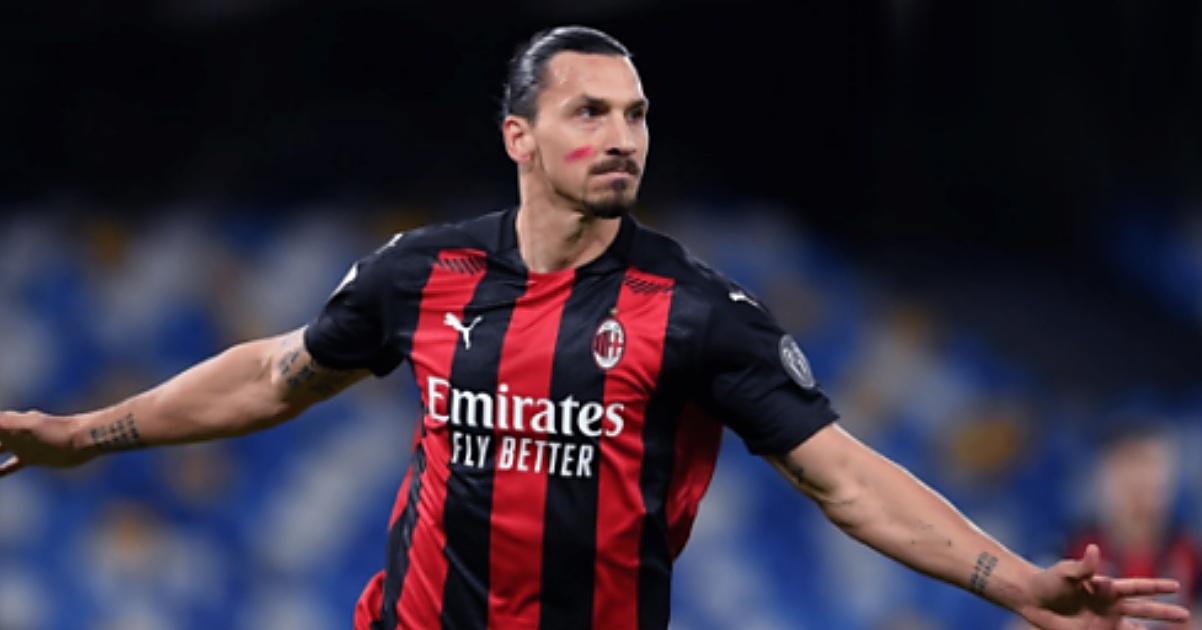 Juventus Milan Zlatan Ibrahimovic