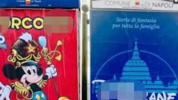 Napoli poster bestemmie
