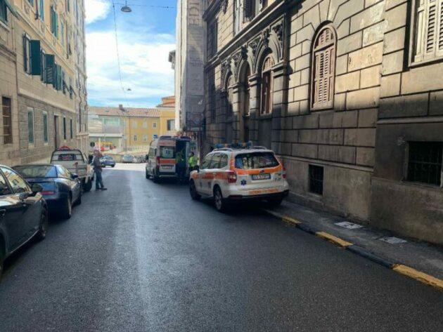 Trieste accoltellamento