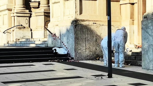 clochard uccisa Messina