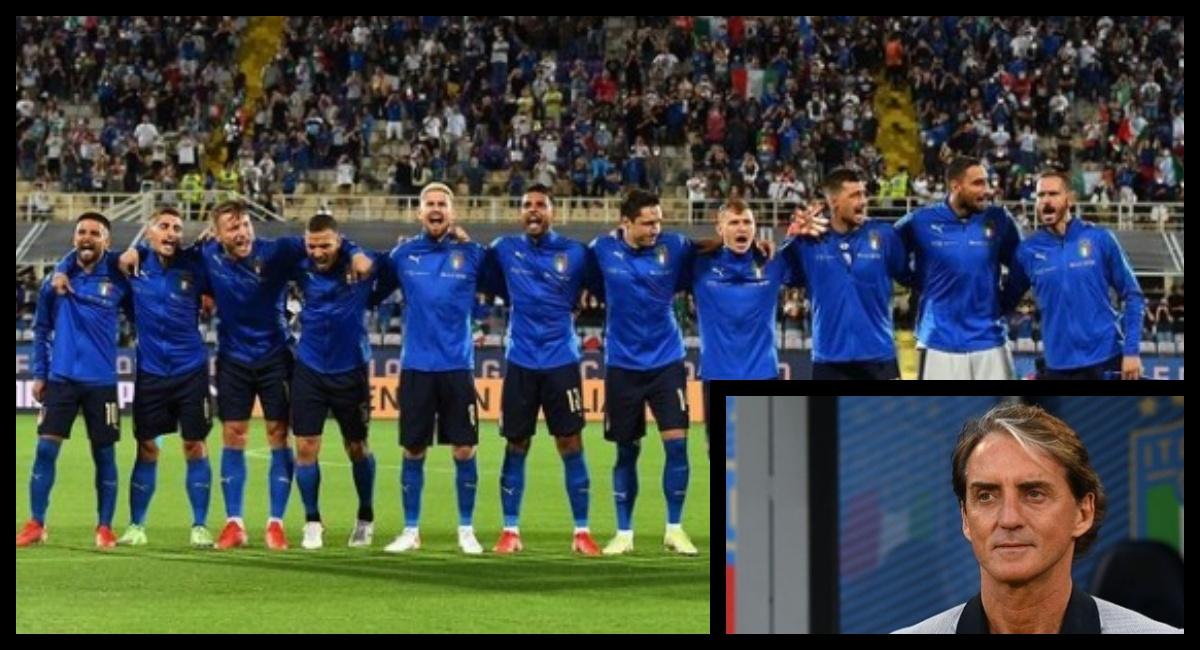 Nazionale italiana Roberto Mancini Instagram