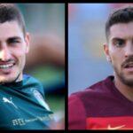Nazionale Italiana Verratti Pellegrini