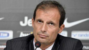 Juventus Massimiliano Allegri conferenza stampa