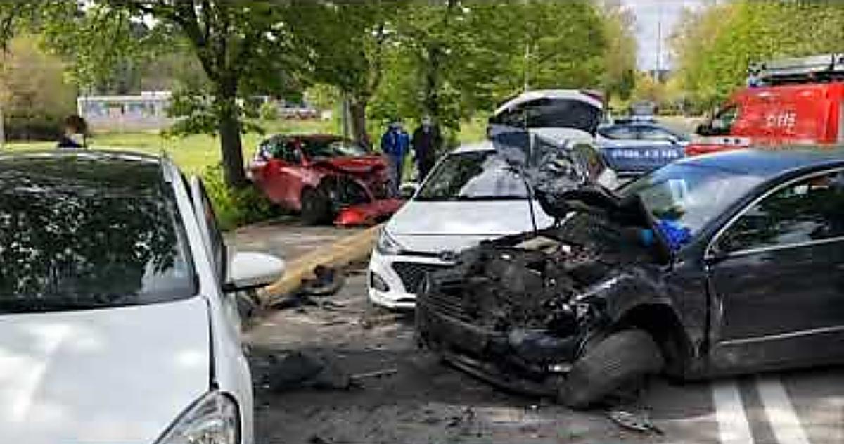 Incidente stradale Centrale Umbra