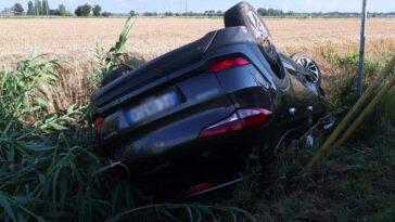 Baiso incidente stradale