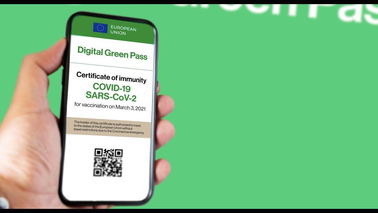 green pass multe