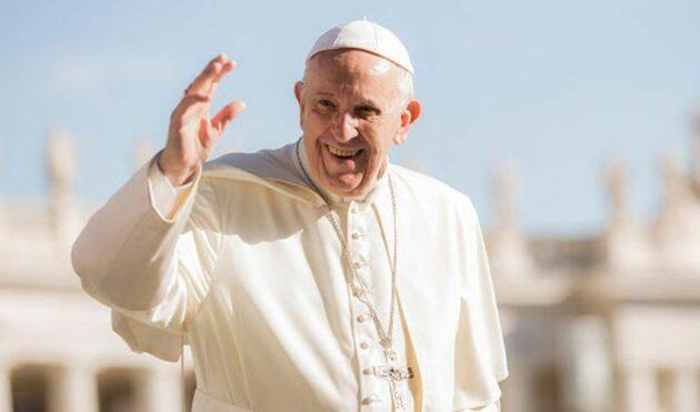 Papa Francesco salute