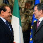 prodi Berlusconi