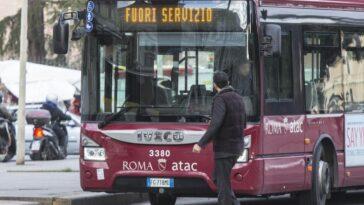 roma sciopero oggi