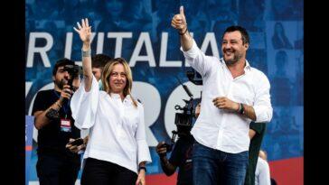 Matteo Salvini Green Pass