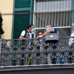 bambino morto Napoli