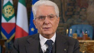 Sergio Mattarella Pizzo Calabro