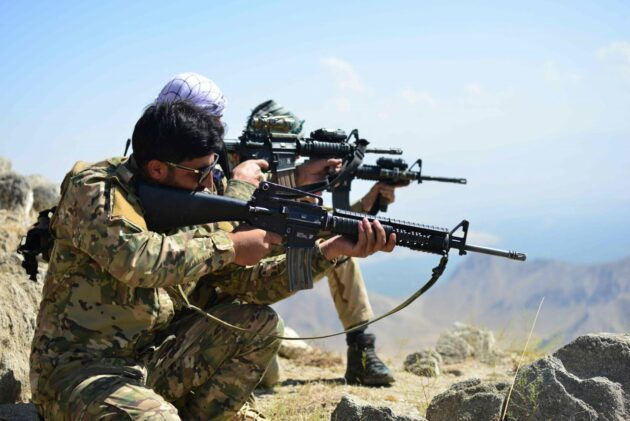 Afghanistan guerra