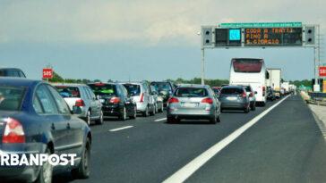Autostrade in tempo reale oggi 5 settembre 2021