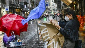 Allerta meteo domani venerdì 8 ottobre, maltempo su tutta l'Italia