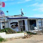 Ristorante Isola del Pescatore di Santa Severa incendio doloso