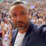 Biagio Passaro IoApro arrestato no Green pass a Roma
