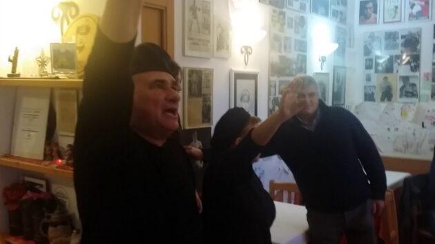 Pordenone ristorante fascista