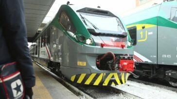 bari incidente treno