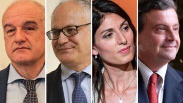 elezioni roma 2021