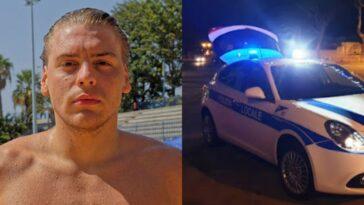 Sven Augusti pallanuotista Lazio nudo per Roma: provoca grave incidente